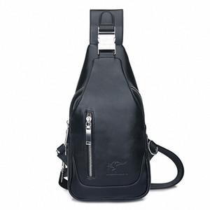 Breast Package Mens Bag USB Bag Male Motion Men Xie Kua Bao Male Leisure Breast Package Gun Xie Bei Bao Hiking Backpack Duffel Bags Fr 6dBP#
