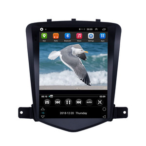 9.7 inch Android 9.1 GPS Navigation Car Unit for 2008-2013 chevy Chevrolet Classic Cruze with Touchscreen Bluetooth support TPMS