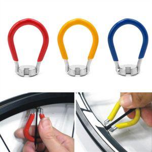 자전거 휠 수리 원조 렌치 타이어 레버를 8 포트 렌치 자전거 크롬 몰리브덴 강철 수리 도구 자전거 액세서리 스포크