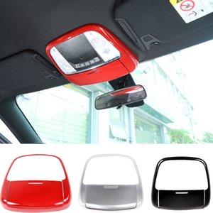 ABS автомобиль Передней лампа Украшение Обложка для Dodge Charger 2014+ Высокого качества Авто аксессуаров для интерьера