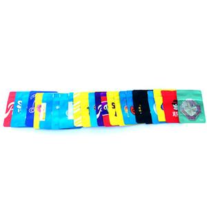 Leere Tasche Rosa ROZAY Plätzchen Kalifornien SF 3.5g Mylar-Taschen-Touch-Haut COLLINA AVE Beutel DHL geben