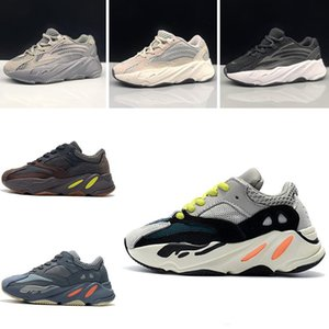 Kids Running Shoes Kanye West Wave Runner 700 Youth Sply 700 Sports Sneakers Children s Basketball S QEG