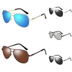 Dubery Entwurf polarisiert HD Sonnenbrille Paket-Beutel Glasseide polarisiertem Licht Karte # 194