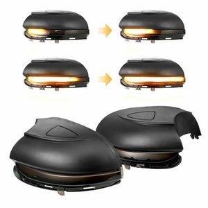 LED Dynamic Turn Signal Light Side Зеркало лампы для VW Golf 6 GTI MK6 6 R20 MKVI