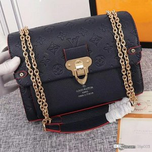 2020 new ladies handbag 44151 luxury leather production fashion classic top quality limited brand chain bag luxury designer calfskin small h