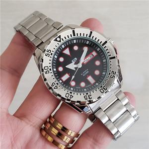 Japão top marca grande tamanho relógio homens desenhista de luxo data calendário relógio relógio de pulso esportivo militar grande relógio relógio masculino