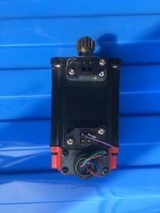 1шт Используется серводвигатель Fanuc A06B-0115-B855 # 0048 испытанные