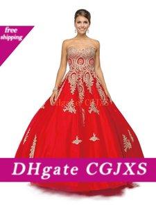 Robes De Soir Ee eL éGantes Quinceanera Dancing Queen bretelles Déesse robe de bal Quinceanera Robes De Fiesta