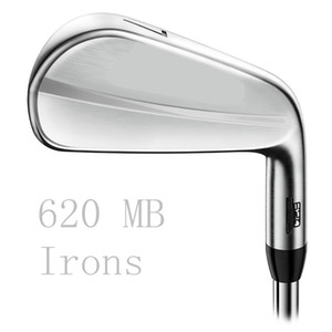 620 MB Irons MB620 Golf Iron Set Golf Clubs 3-9Pw(8PCS) R S Steel Graphite Shaft with Head Cover