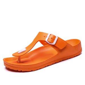COOLVFATBO Nouvelle arrivée d'été Hommes Tongs de haute qualité sandales de plage antidérapants Homme Chaussons Chaussures Hombre Chaussures Hommes Casual