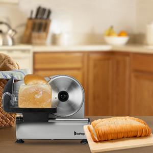 150W 7,5 pouces lame électrique viande Slicer fromage de charcuterie nourriture Cutter Cuisine Accueil Nouveau