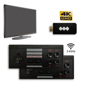 Jogo HD Console 2.4G dupla sem fio Gamepads pode armazenar 568 Games 4K TV Video Games Consolas EXTREME MINI JOGO BOX portátil Game Players Y2