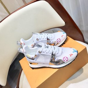 2021 -2019g de lujo de la calle de la manera de los hombres y las mujeres de la manera salvaje Zapatos Par de alta calidad de la manera salvaje de Calzado Deportivo, Tamaño: 35 -
