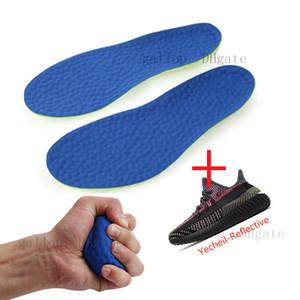 2020 Insole shoe-pad Eva-boosts Zebra 350 black Triple White V2 Clay True Form Hyperspace Static Reflective Super soft shoes A01