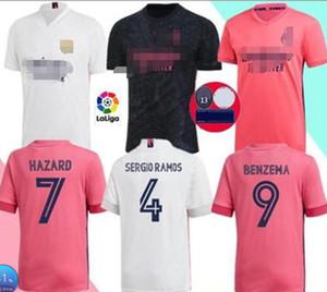 Real Madrid Maillots equipos de fútbol 20 niños 21 niños reales madrid camisetas de los nuevos 20 21 Camisetas de fútbol jersey kits de fútbol de real madrid