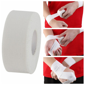 10M 50 38 25mm Cotton Adhesive Binding Physio White Muscle Elastic Strain Athletic Tapes