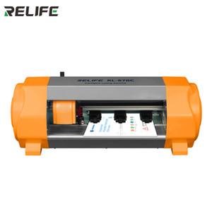 Relife RL-870C intelligente dello schermo di protezione Cutter idrogel pellicola Macchina di taglio per Huawei tutto il telefono mobile di Samsung