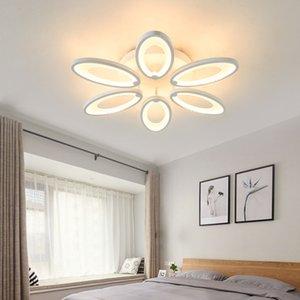 Nieuwe Led Plafondlamp Voor woonkamer Slaapkamer Keuken AC85V-265V Plafondlamp Akıllı Uygulama Afstandsbediening