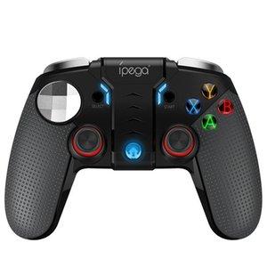 Titular Cgjxs IPEGA Pg -9099 inalámbrica Bluetooth Gamepad del regulador del juego Joystick para PC androide Con telescópica