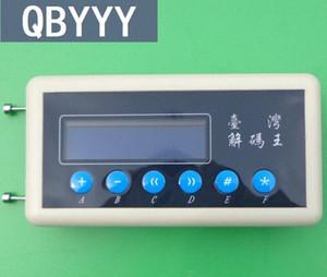 QBYYY 433MHz Uzaktan Kumanda Kod Tarayıcı 433 Mhz Kod Dedektör anahtar fotokopi NXOV # 1pc