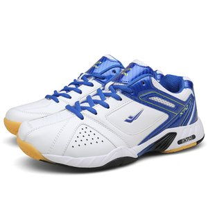 Classics Homens Tênis Mulheres Leve respirável Athletic Shoes Unissex antiderrapante Damping Table Tennis Badminton
