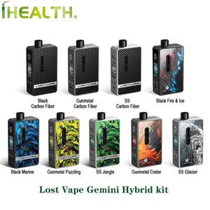 Original Lost Vape Gemini Hybrid Pod Mod Kit 4.0ml pod compatible with Ultra Boost Coils