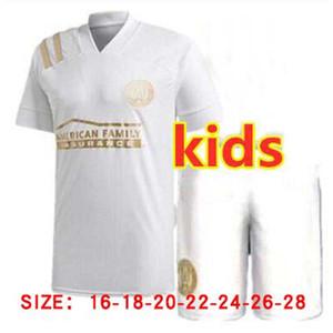 20-21 Atlanta United FC Almirón 10 Martinez 7 Nagbe 6 Barco 8 Villalba personalizado Thai Qualidade camisas esportivas, lojas de compras online