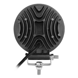 "Round LED Work Driving Light Spotlight Amber 6000K Fog Light 2x 5 ""inch 400W Durable Practical Hot Sale"