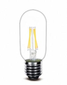 2017 Dernier produit Filament Ampoule Led 2W 4W 110V 240V 2700K T45 6000K Double Filament Ampoules Led Candelabra Ampoules énergie Efficien 5Nrb #