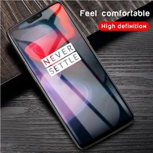 Ecran en verre trempé HD protecteur pour OnePlus 7 7T 6T 5T 6 5 3T 3 1 + 7 + 6 1