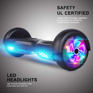 Lithium Battery Smart Balance Wheel Hoverboard Skateboard Drift Self Balancing Standing Scooter Hoverboard Hoover Hover Board