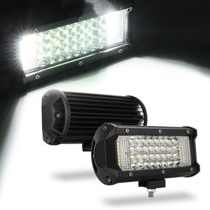 Areyourshop Universal For For Mini 2PCS 7Inch 180W 6000K LED Spot Beam Fog Work Lights Pods Off Road SUV ATV Auto Parts