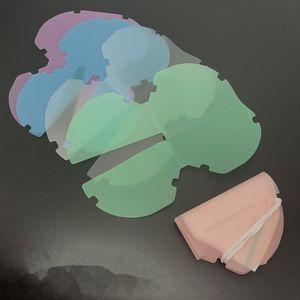 스토리지 박스 얼굴 키퍼 플라스틱 PP 시트 홀더 입 클립 접는 케이스 폴더 가방 보호 주최자 안티 먼지 휴대용 DHC154 마스크 마스크
