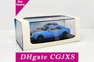 1: 64 Rolls Royce Ghost Dingil Diecast Model Araba Extended
