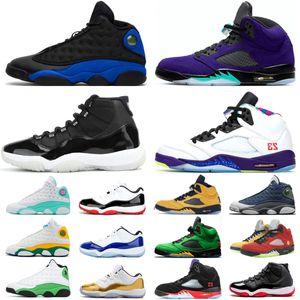 13s 5s 11s Zapatillas zapatos баскетбольные кроссовки 10 Tinker Cement 10s мужские туфли Cool Grey I'm Back chicage Порошок синих разме