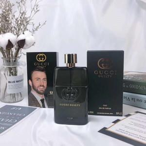 Homens 90 ml Perfume dos novos perfumes de colônia durável cheiro de 1 a 1 alta qualidade alta capacidade aromática frete grátis