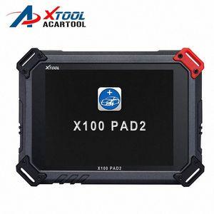 ¡¡¡Promoción!!! Funciones original XTOOL X100 PAD2 especiales de expertos X100 PAD 2 de versión de actualización de la EAP mejor que el X300 Pro3 Xua4 #