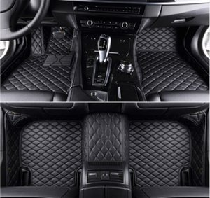 Para Land Rover Range Rover Sport Car Floor Mats All Weather Alfombras Auto Mat