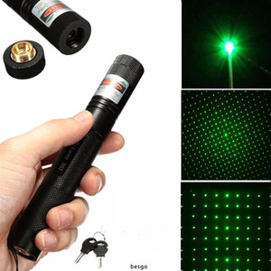 Green Red Light Laser Pens Beam Laser Pointer Pen For Teaching Professional High Power Laser 532nm Metal Beam Light Lights BH3147 DBC