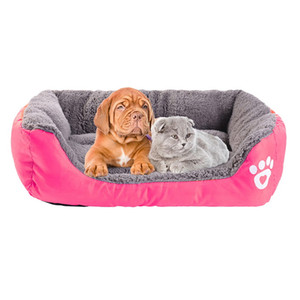 S-3XL 9 colori Pet Sofa Dog Letti inferiore impermeabile morbida caldo pile Cat Bed Casa Petshop Cama Perro