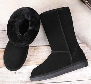 Classics Fashionable And Exquisite Womens Boots High Heels And Genuine Leather Outdoors fashion boots 01 P20