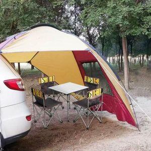 Внедорожник тент палатка ВС ShelterWaterproof Прицеп Тент Портативный автомобиль 3-4 человека