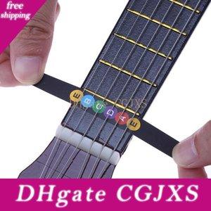 Chitarra Fretboard Note Mappa Etichette principianti Fingerboard Fret scala Segna decalcomanie Per 6 corda di chitarra Formazione Accessaries