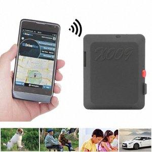 카메라 SOS fKqZ 번호와 X009 미니 GPS 추적기 비디오 녹화 자동차 애완 동물 분실 방지 로케이터