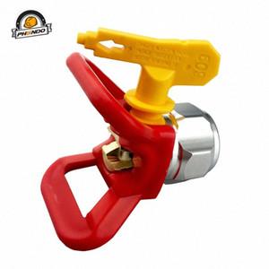 PHENDO Safe Airless conseils ensemble complet de protection de pointe de la buse pour pistolet à haute pression, Guide, airless peinture pulvérisateur Seat jllZ #