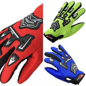 Zhejiang automne et l'hiver cyclisme Fox tête respirant sport origine complète de gants de doigts de vélo et des gants