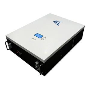 Wiederaufladbarer 5kWh 10kWh Lithium-Ionen-Eisen-Phasphat-Solar-Akku-Packung 48V 100Ah 200ah LIFEPO4 Batterie PowerWall