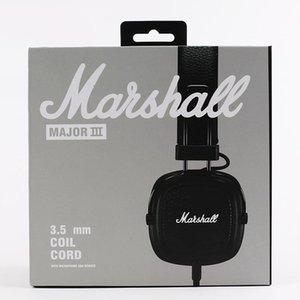 Marshall Majör Iii 3 0,0 Bluetooth Kulaklık Dj Kulaklık Derin Bas Gürültü Yalıtımlı Kulaklık Kulaklık Başlıca Iii 3 0,0 Bluetooth Kablosuz