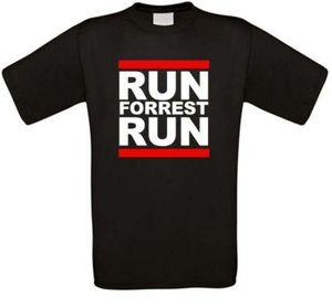 Grosen neu alle Run Forrest Run Forrest Gump Bubba Kult film t shirt