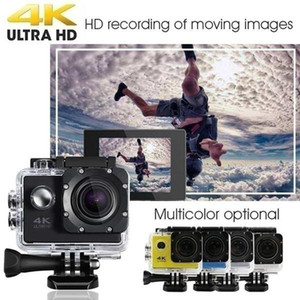 Eken original H9R / H9 Acción 4K 30m Cámara impermeable 2.0' pantalla de la cámara 1080p deporte Ultra HD cámara ir pro extrema